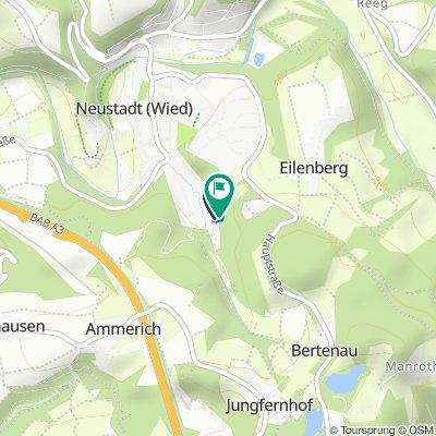 Im Schiefer 31, Neustadt (Wied) nach Im Schiefer 33, Neustadt (Wied)