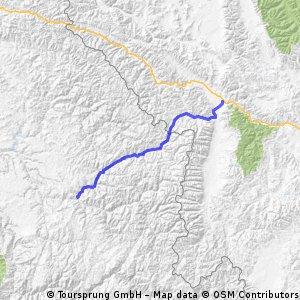 Three Rivers to Missoula