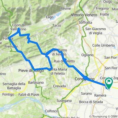 Da Via San Felice 25, San Vendemiano a Via San Felice 25, San Vendemiano