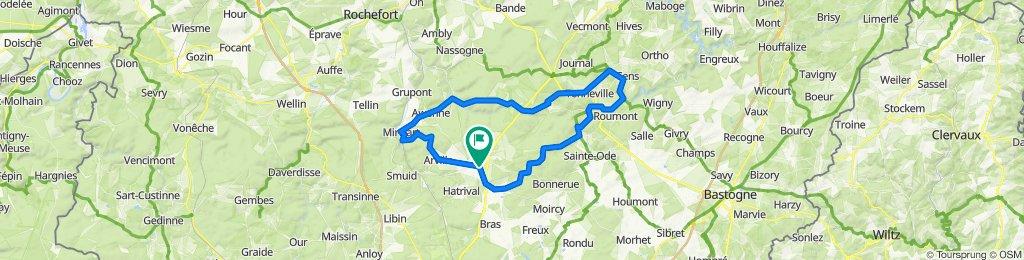 St-Hubert tour