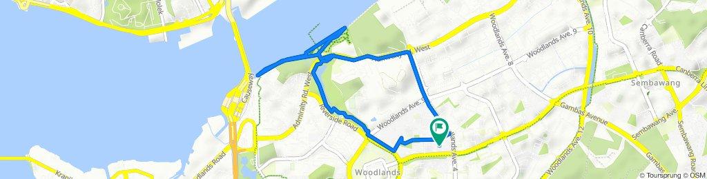 Woodlands Street 83, Woodlands to 857 Woodlands Street 83, Woodlands