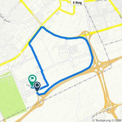 Barwa City East, Doha to Barwa City Central, Doha