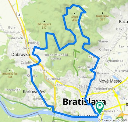 Landererova 8, Bratislava do Landererova 7743/8, Bratislava