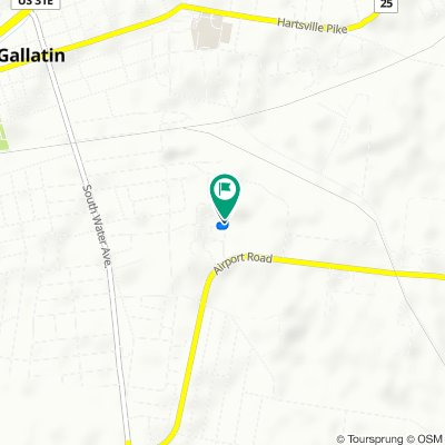 501 Albion Cir, Gallatin to 505 Albion Cir, Gallatin