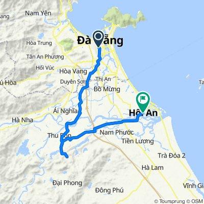 Da Nang - My Son - Hoi An Route with Phong Nha Locals