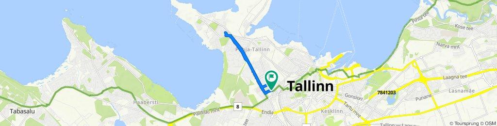 От Mulla 4-0, Tallinn до Mulla 4-0, Tallinn
