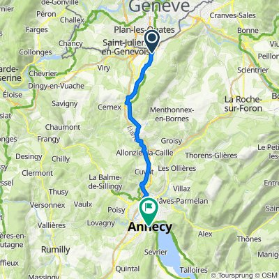14- Archamps - Annecy