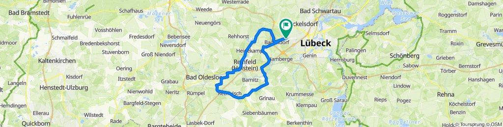 VCL Tuesday 48km
