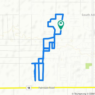 15045 Milford Ave, Adelanto to 15045 Milford Ave, Adelanto