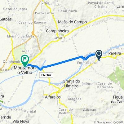 Montemor Castle Route