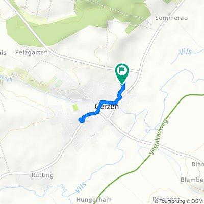 Kaiserfeld 8, Gerzen nach Kaiserfeld 8, Gerzen