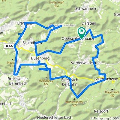 Raubritter-Tour on GPSies.com