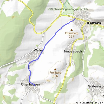 Ottenhausen - Ellmendingen