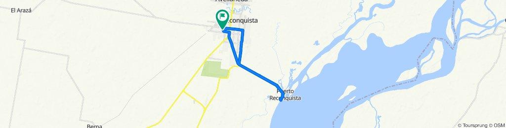De Calle 48 2038, Reconquista a Calle 48 2038, Reconquista
