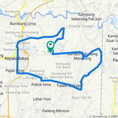 Aiman's 40km
