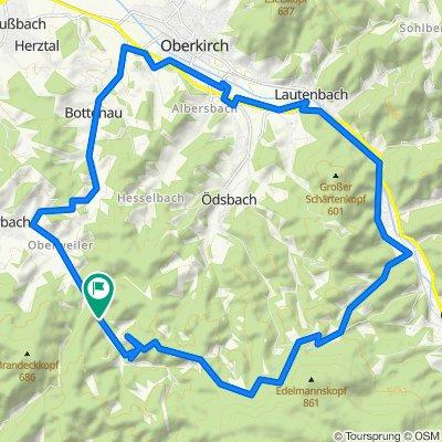 Obertal 12, Durbach nach Obertal 12, Durbach