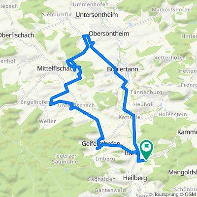 Trinkberg 3, Bühlerzell nach Trinkberg 3, Bühlerzell