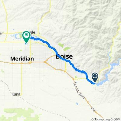Greenbelt route