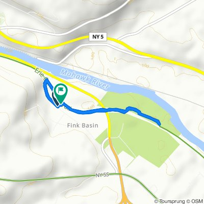 236 Fincks Basin Rd, Little Falls to 236 Fincks Basin Rd, Little Falls