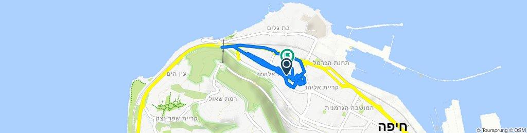 От Haifa до Amal Street 19, Haifa