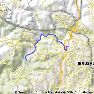 Von Jerusalem bis zum Speichersee