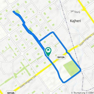 Sahibzada Ajit Singh Nagar to Sahibzada Ajit Singh Nagar