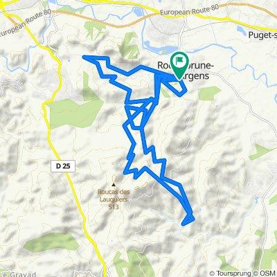 83 E Roquebrune Sur Argens V2.2 43K 1700Mt