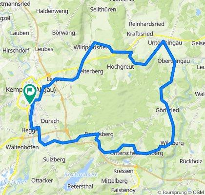Allgäu-Den Kemptener Wald erleben