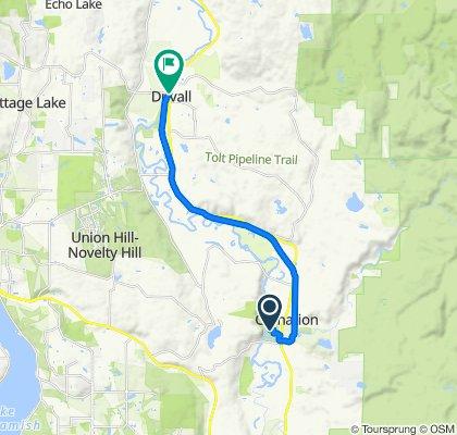snoqualmie Valley 10 miles