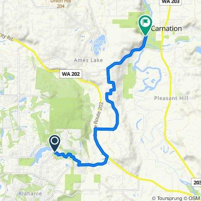 John McDonald Park 8 miles