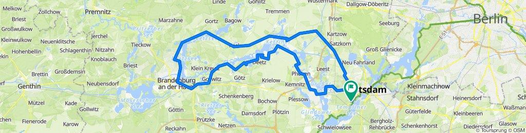 2020-10-04: Potsdam Tour I I