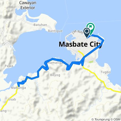Philippines, Masbate City to Ibingay Street, Masbate City
