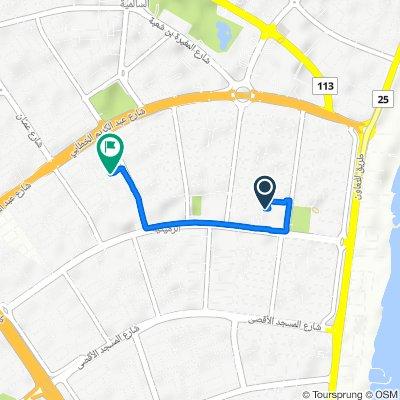 Route to Street 101 10, Salmiya