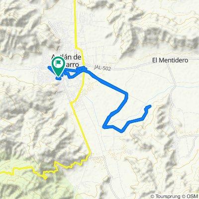 camino la lima Autlán de Navarro a Mimosa 29, Autlán de Navarro