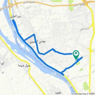 Street 199 1, Maadi as Sarayat Al Gharbeyah to Street 199 1, Maadi as Sarayat Al Gharbeyah
