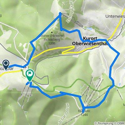 Fichtelberg, Klínovec
