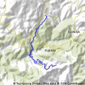 Parauta - Juzcar - Cartajima
