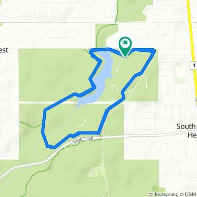 Saul Trail Woods