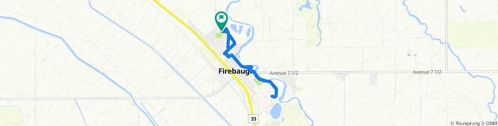 2341 Borbon St, Firebaugh to 2339 Borbon St, Firebaugh