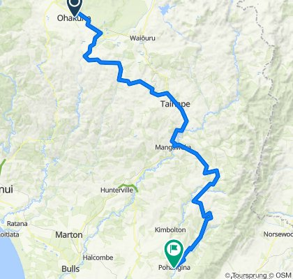 NZ Cycle (Day 9)