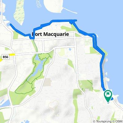 Port Macquarie 13/10/20
