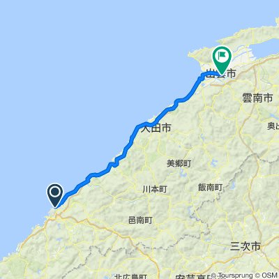 2264-38, Hamada nach 1765-1, Izumo