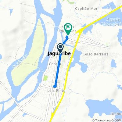De Avenida Távora, Jaguaribe a Rua Antonia Diógenes, 39–151, Jaguaribe