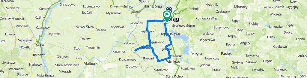 Wycieczka Nr 20/2020 – Fiszewo - 18 października