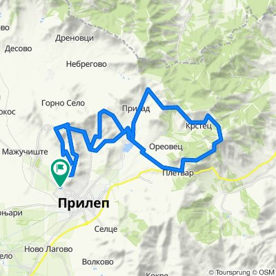 Kozjak Trail 2019 - 67K