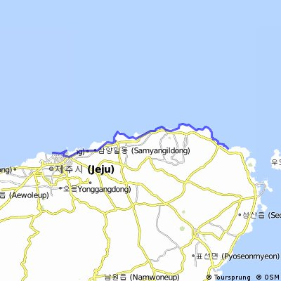 KOR Sehwa - Jeju-si
