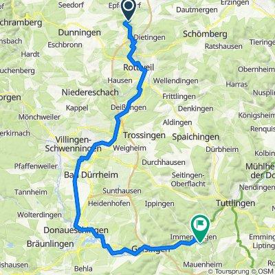 Radtour durch Deutschland Teil 13