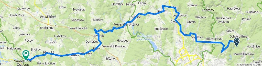 2020_09_19 Ranč u Jelena - Náměšť nad Oslavou