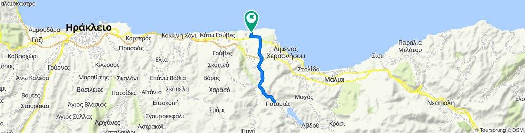 Lyttos test triathlon sprint triathon cycling distance