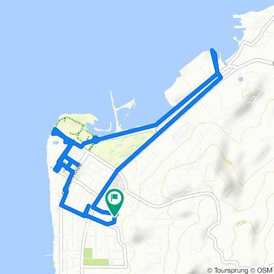 Route 308, Garapan to Route 308, Garapan